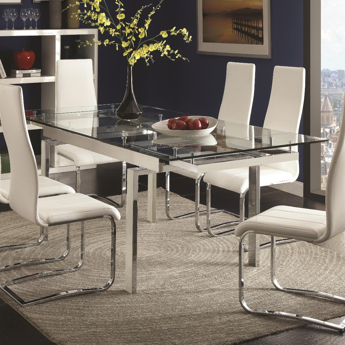 Coaster Wextford Dining Table