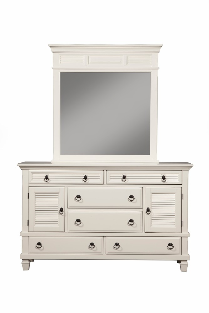 Alpine Winchester Cabinet Drawer Dresser