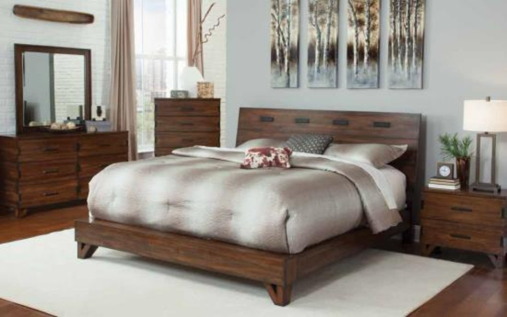 Coaster Yorkshire Cal King Bed