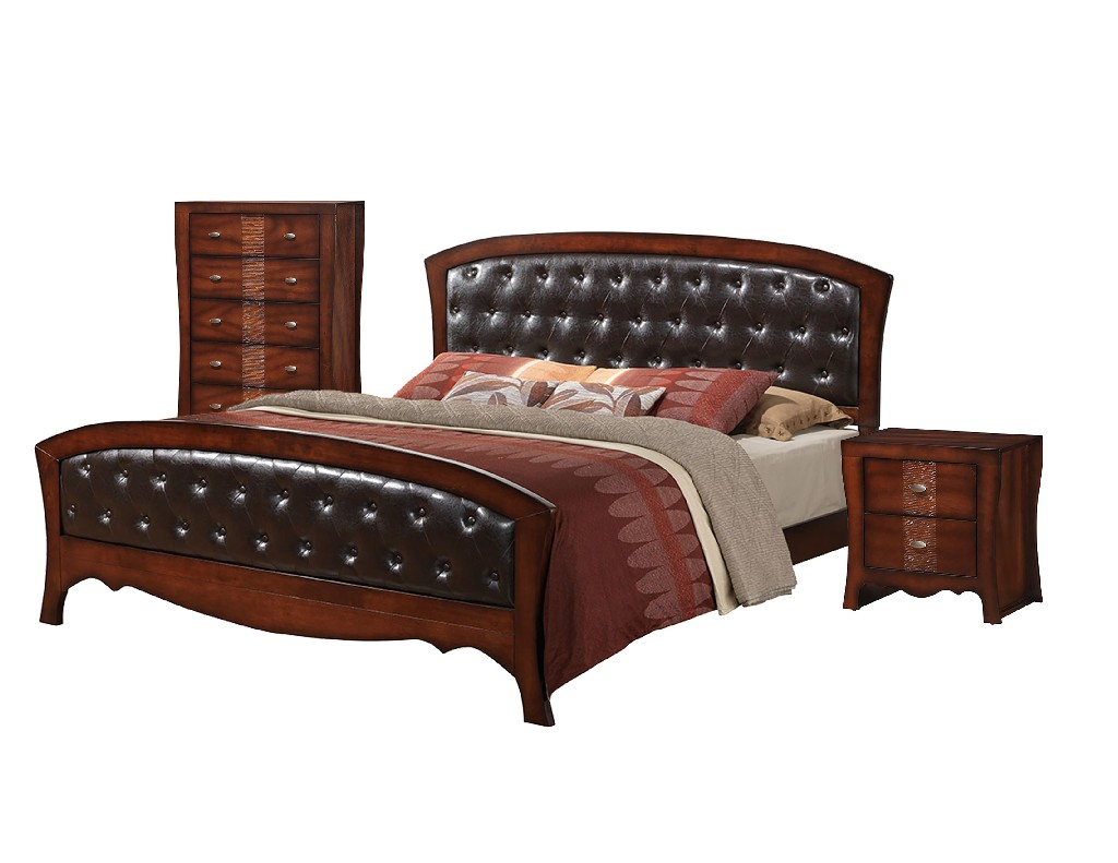 Picket House King Panel Bedroom Set