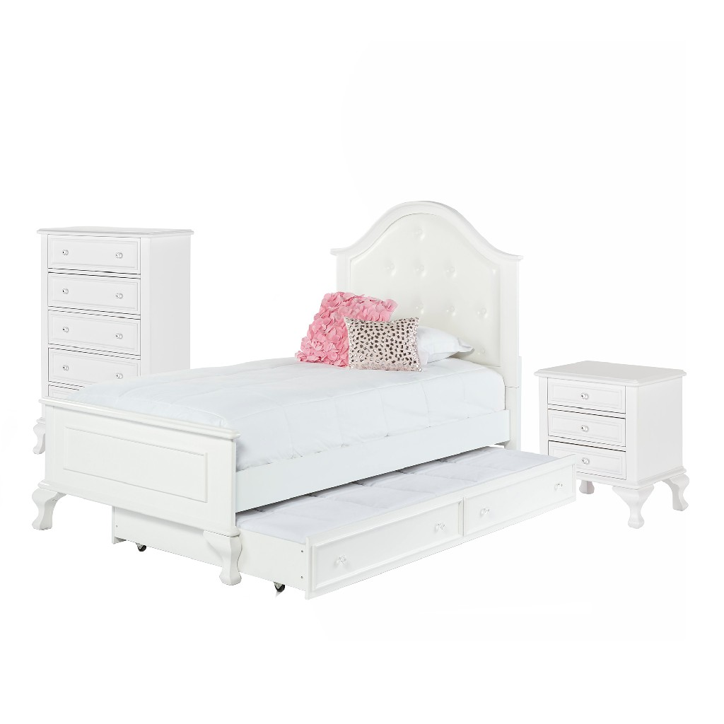 Picket House Twin Panel Trundle Bedroom Set