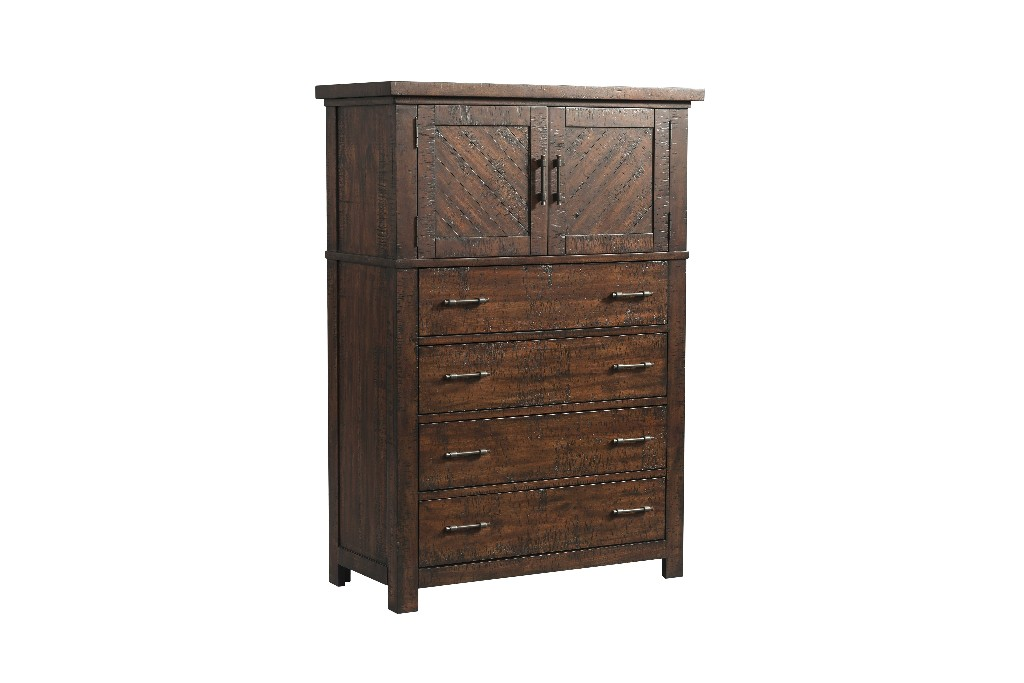 Picket House Chest