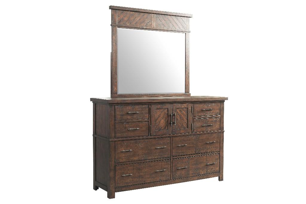 Picket House Dresser Mirror Set