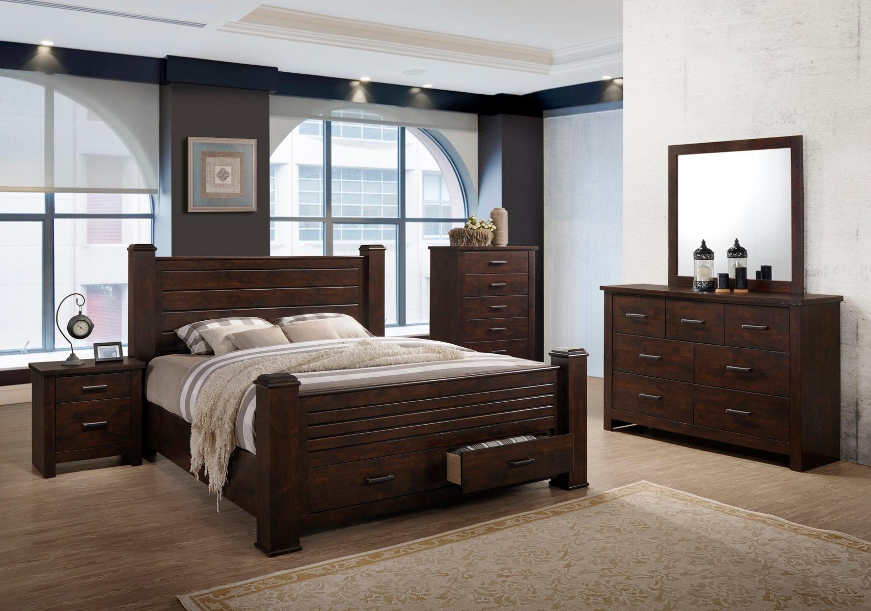 Myco Furniture Storage Bed Queen Photo