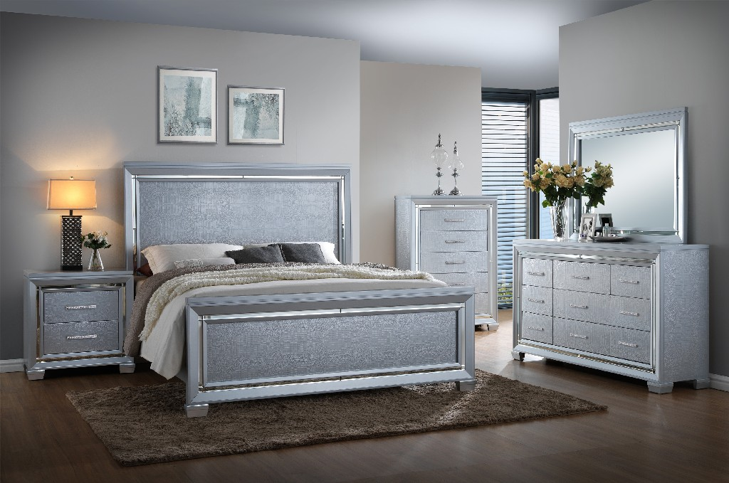 Myco Furniture King Bed Photo