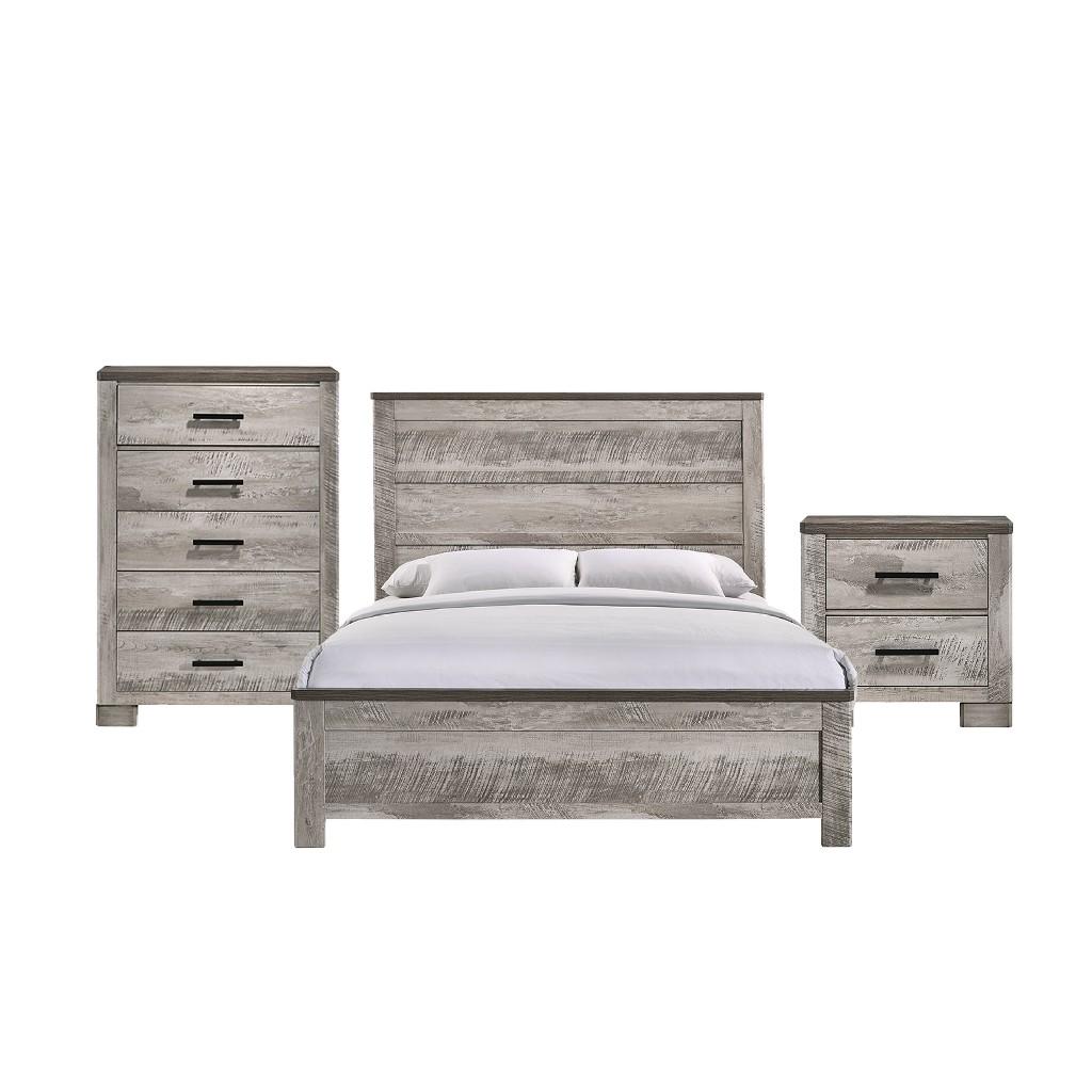 Picket House Furniture Bedroom Set Queen Panel Photo