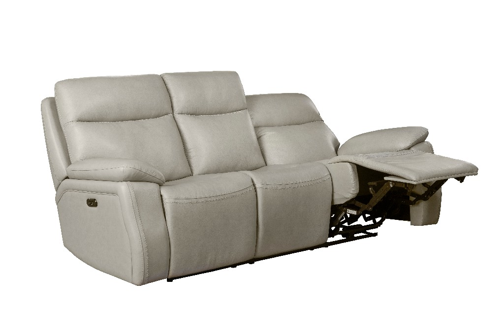 Barcalounger Micah Power Reclining Sofa Power Head Rests Venzia