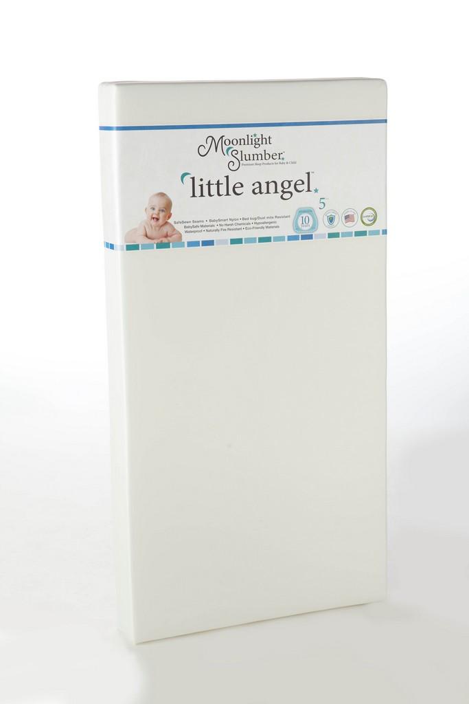 Moonlight Slumber Little Angel Crib Mattress - MLLANG300