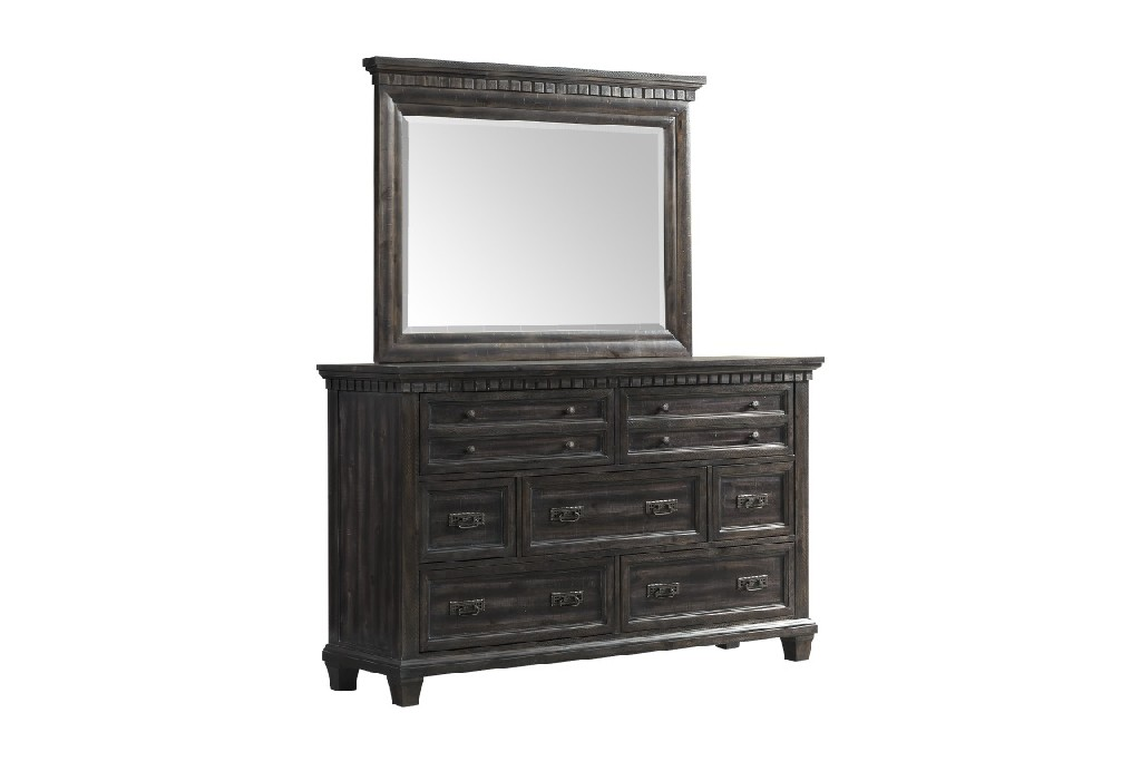Picket House Steele Dresser Mirror Set