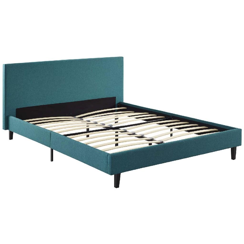 Anya Full Fabric Bed MOD-5418-TEA