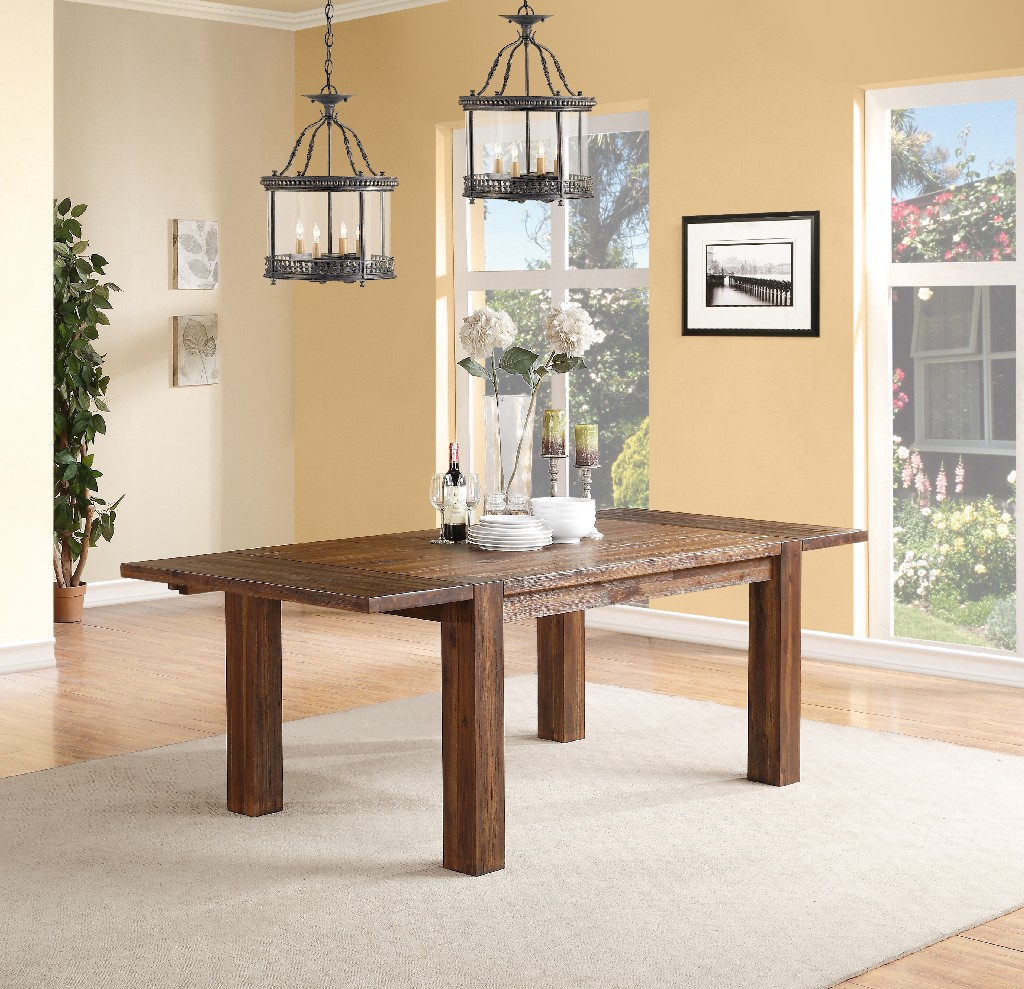 Modus Wood Extending Dining Table Product Image
