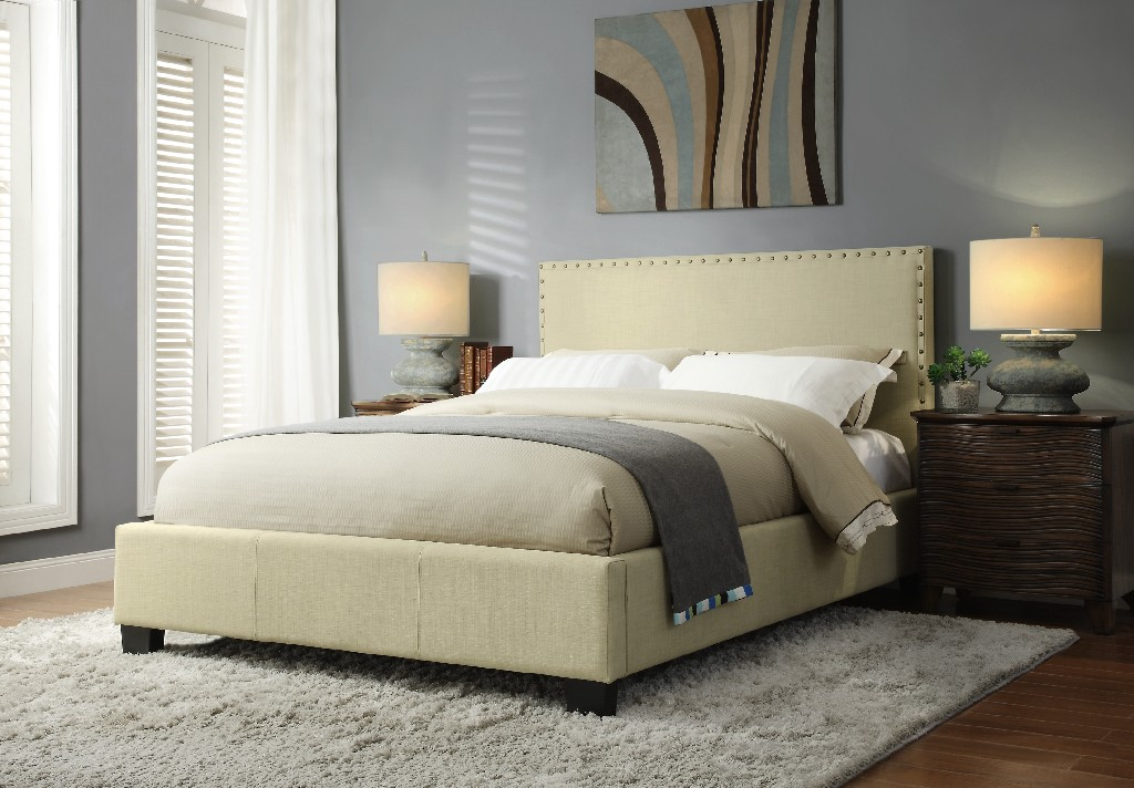 Modus Queen Platform Storage Bed