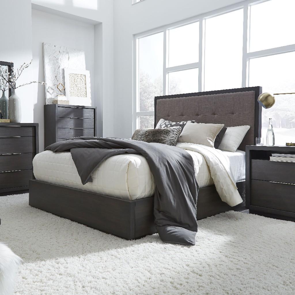Modus Platform Bed Queen