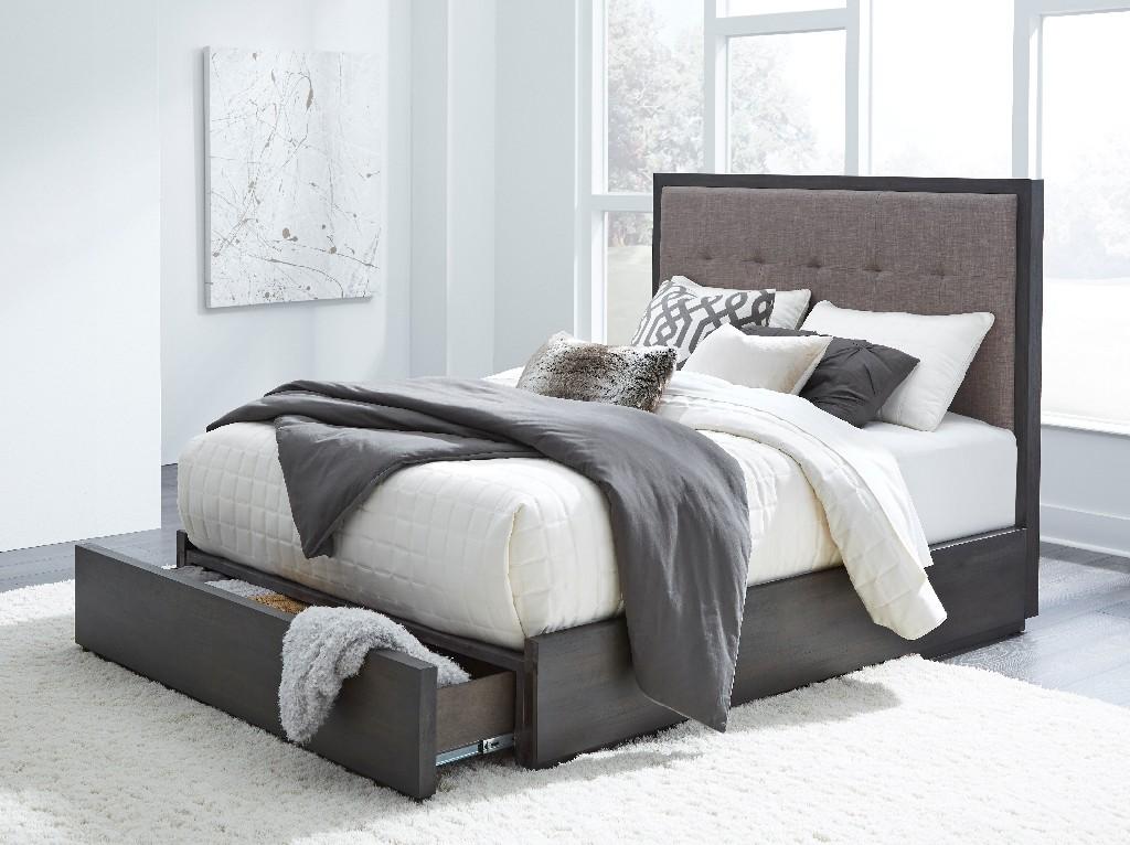 Modus Furniture Storage Bed Queen Photo