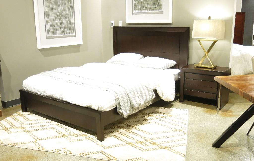 Modus Furniture Platform Bed King Photo