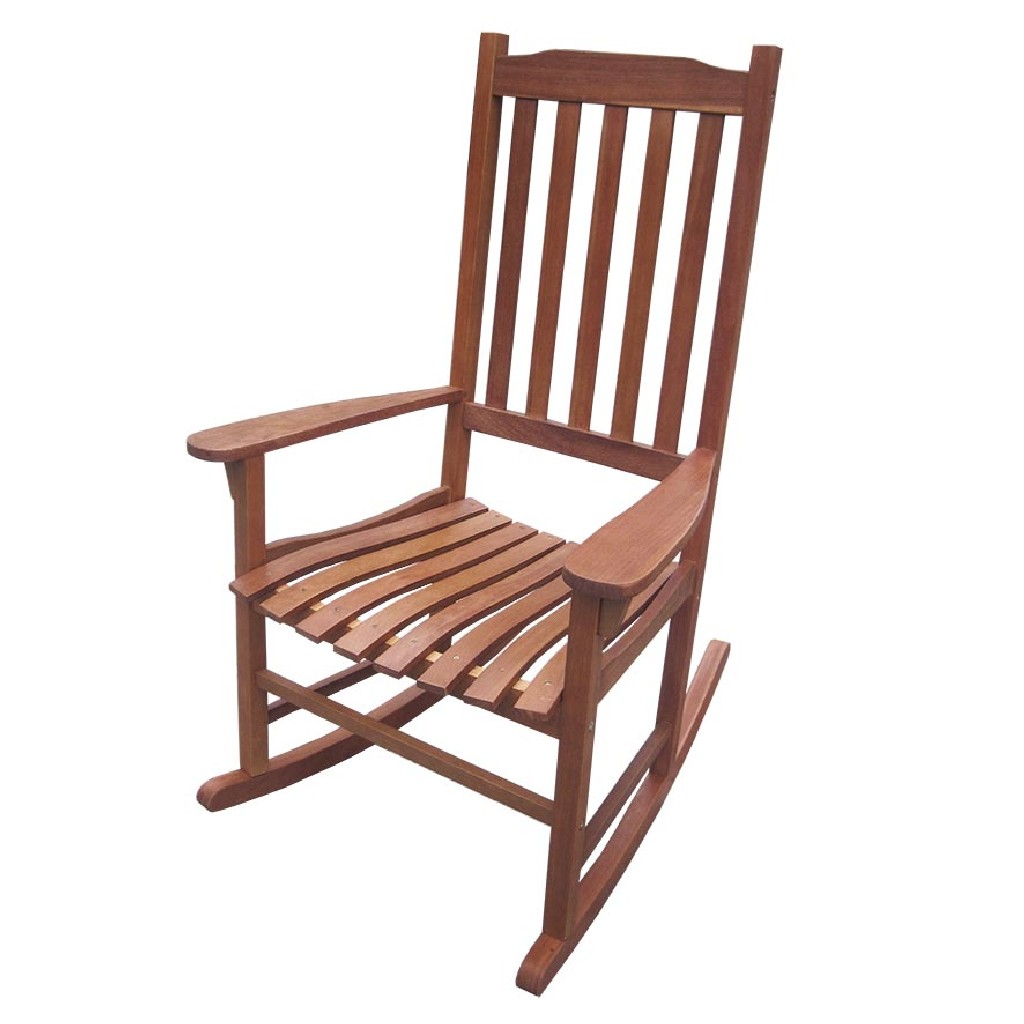 Traditional Rocking Chair, Natural Stain - Northbeam MPG -PT -41110