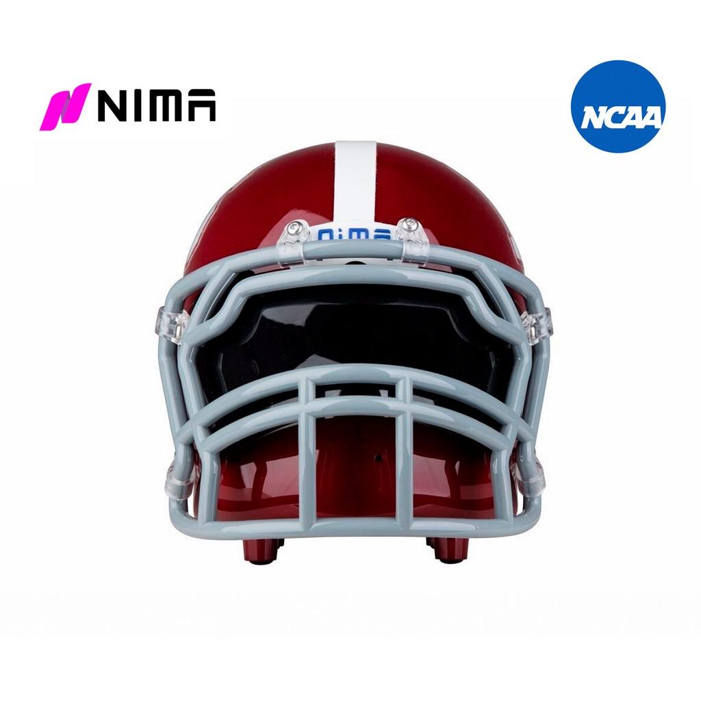 NIMA Bluetooth Helmet Speaker - NCAA Alabama Crimson Tide - Small - NMBAMA.S