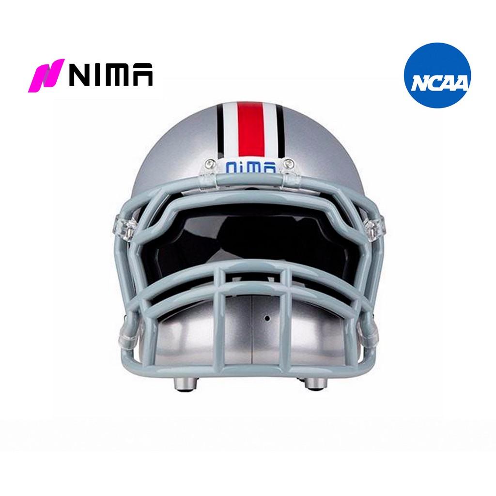 NIMA Bluetooth Helmet Speaker - NCAA Ohio State Buckeyes - Small - NMOHIOSTATE.S