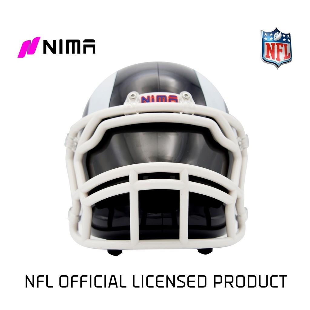 NIMA Bluetooth Helmet Speaker - NFL Los Angeles Rams - Small - NMRAMS.S