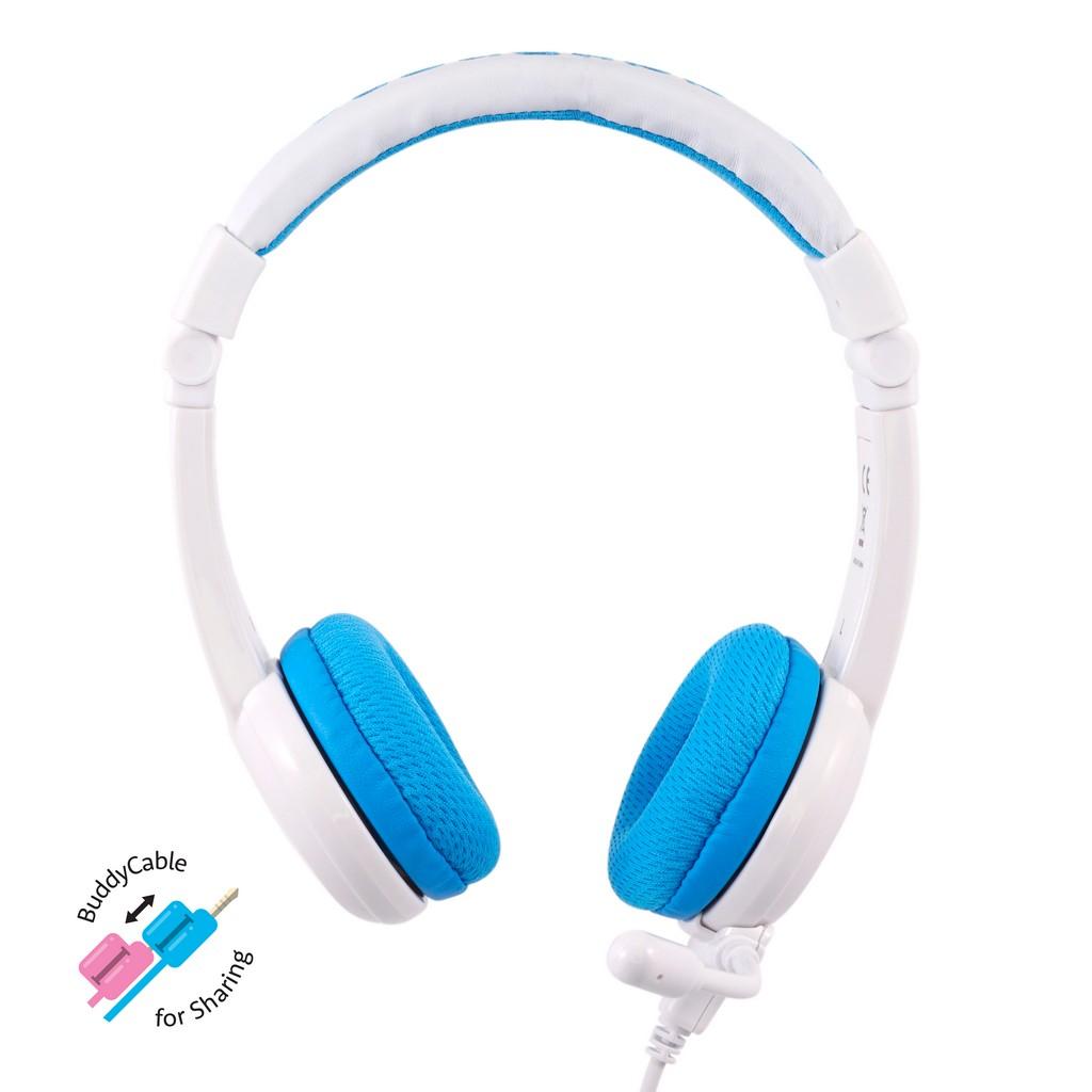 Buddyphones School+, Blue - OABP-SCHOOLP-BLUE