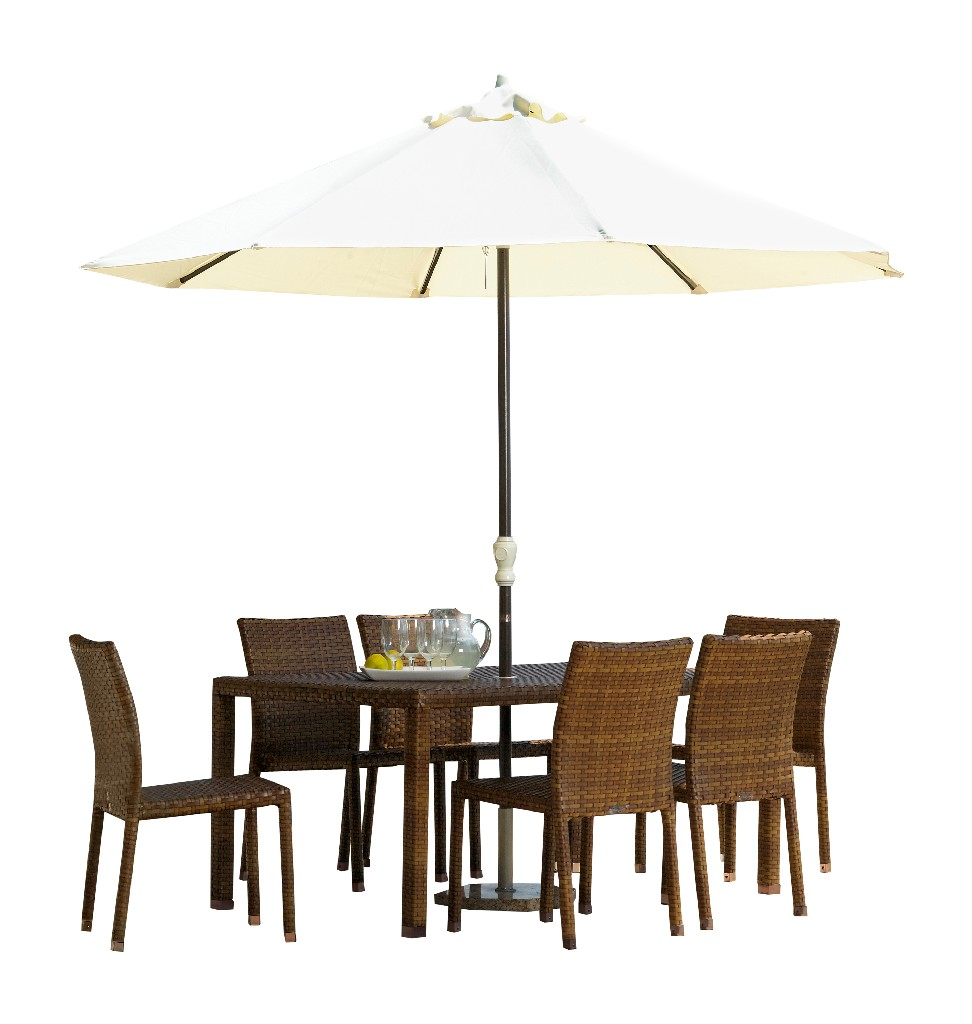Panama Jack Rectangular Dining Side Chair Set