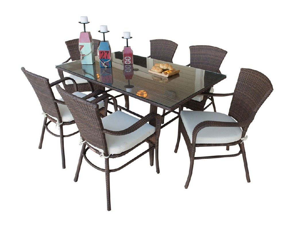 Rect Dining Set Cushions