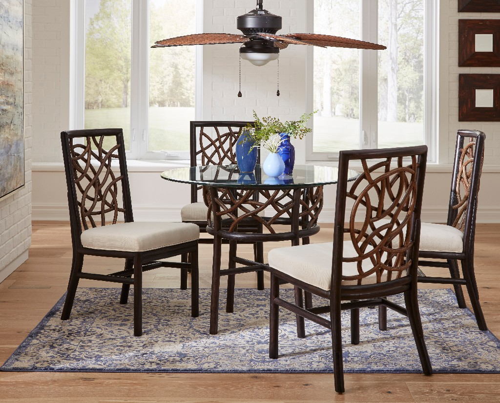 Panama Jack Trinidad Dining Set With
