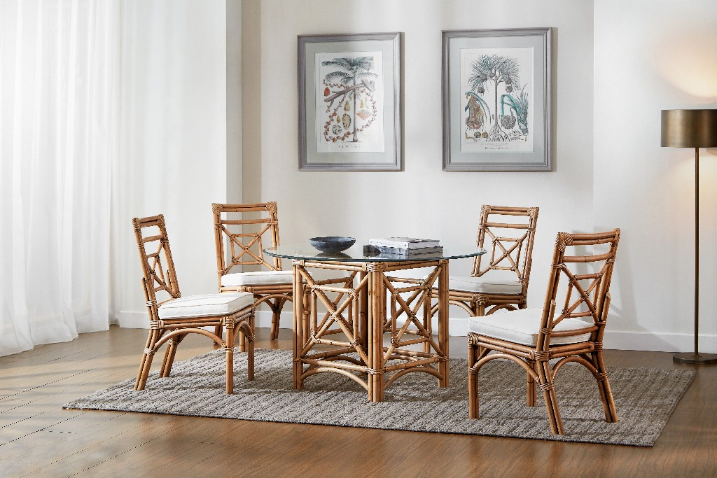 Panama Jack Plantation Bay Dining Set