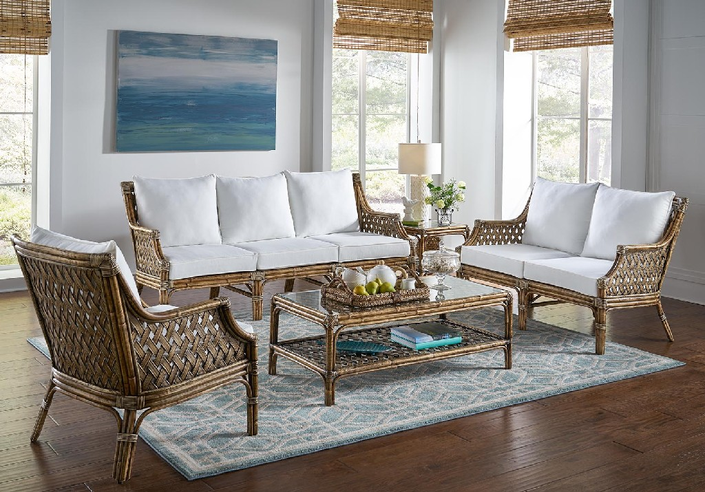 Panama Jack Living Set Cushions