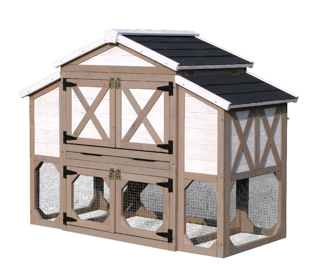 Country Style Chicken Coop - Zoovilla PTH0520010702