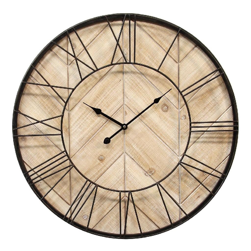 Sam Wall Clock Stratton Home Decor S16064