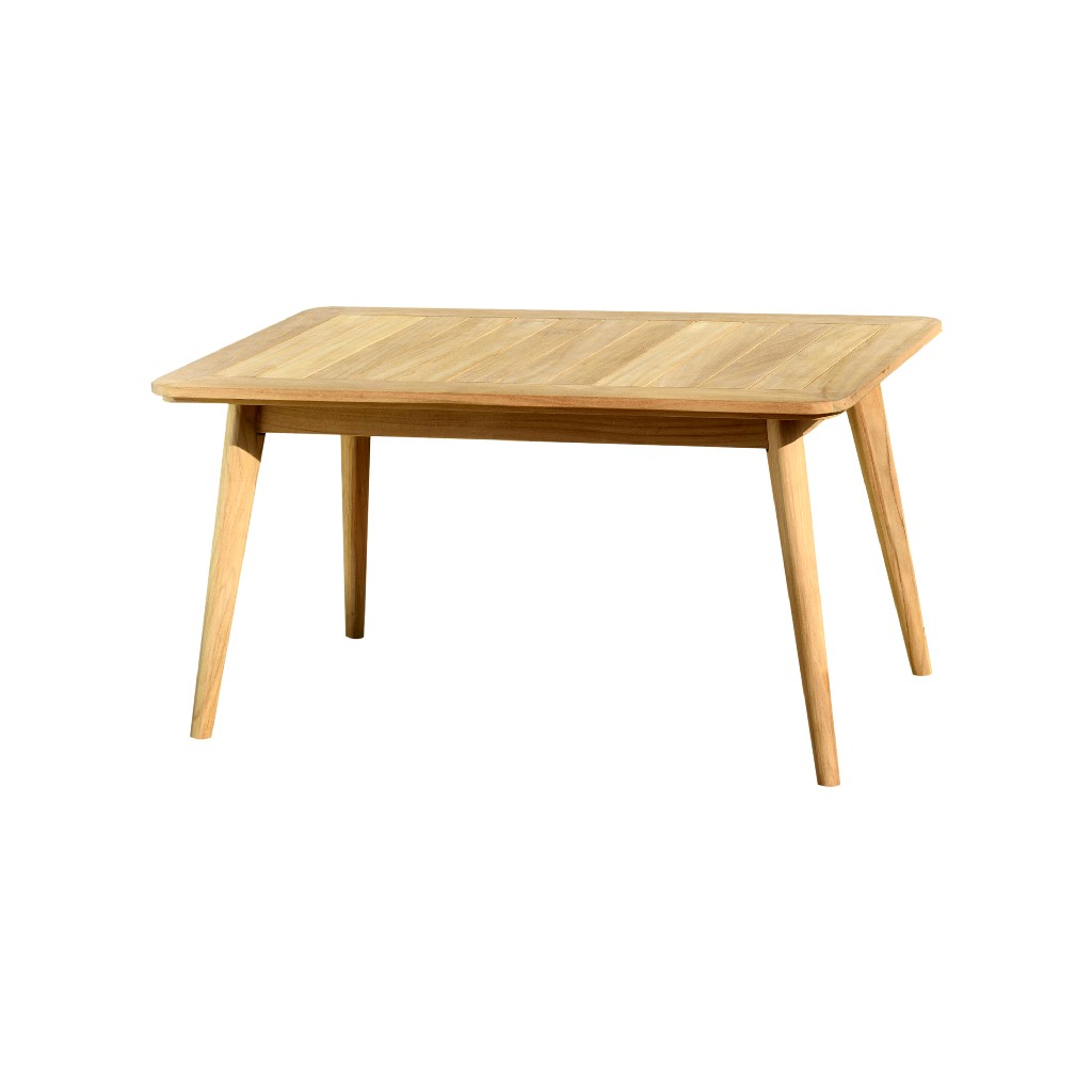 Amazonia Baytown Patio Coffe Table/ Durable outdoor & indoor furniture made of Grade A Teak / Modern Coffe/Side Table - International Home SC EVE COFFEE