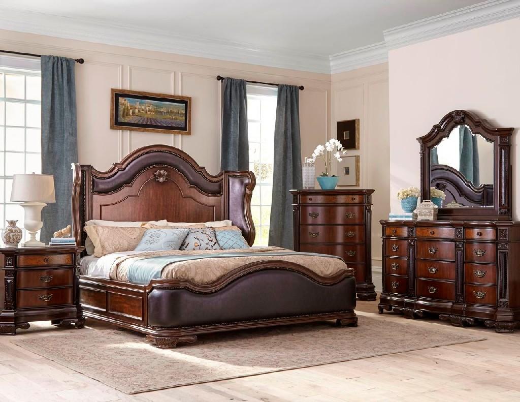 Myco Queen Bed