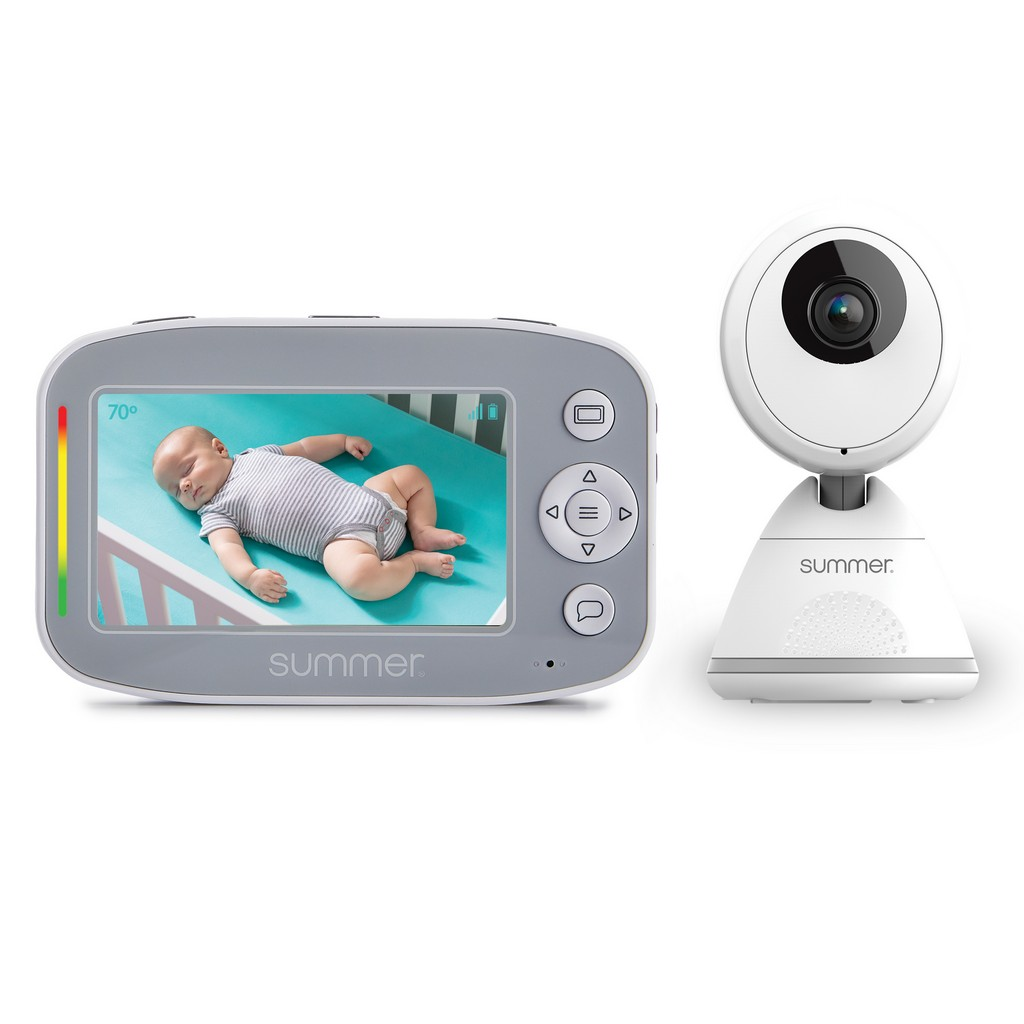 """Summer Baby Pixel Cadet 4.3"""" Color Video Monitor - SI36014"""