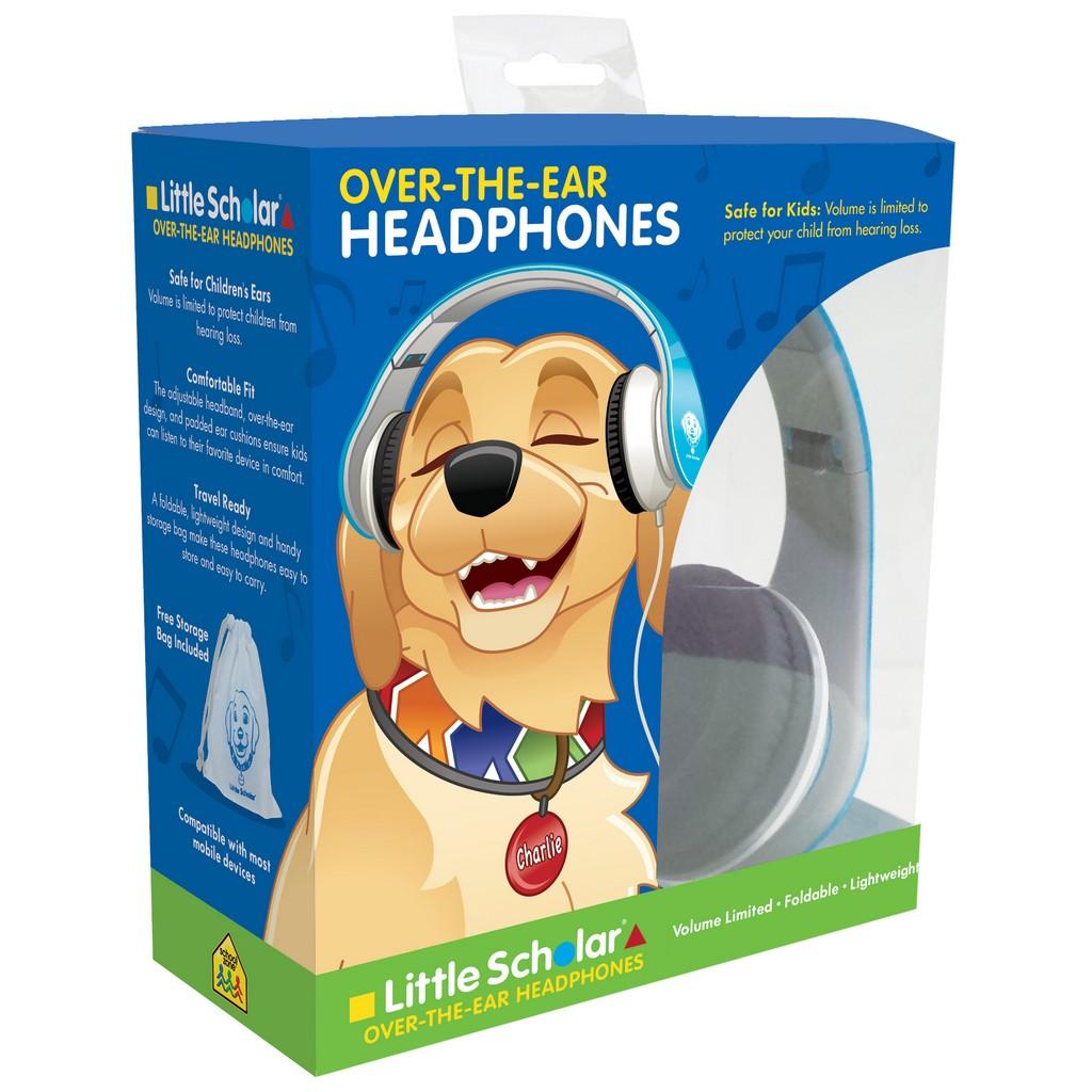 School Zone Little Scholar Over-The-Ear Headphones - SZ08681