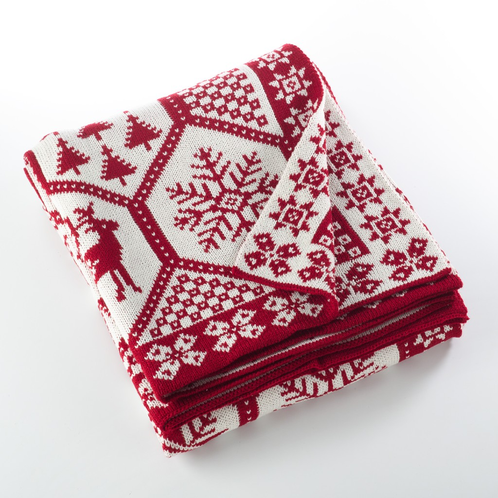 Collection | Lifestyle | Christmas | Blanket | Design