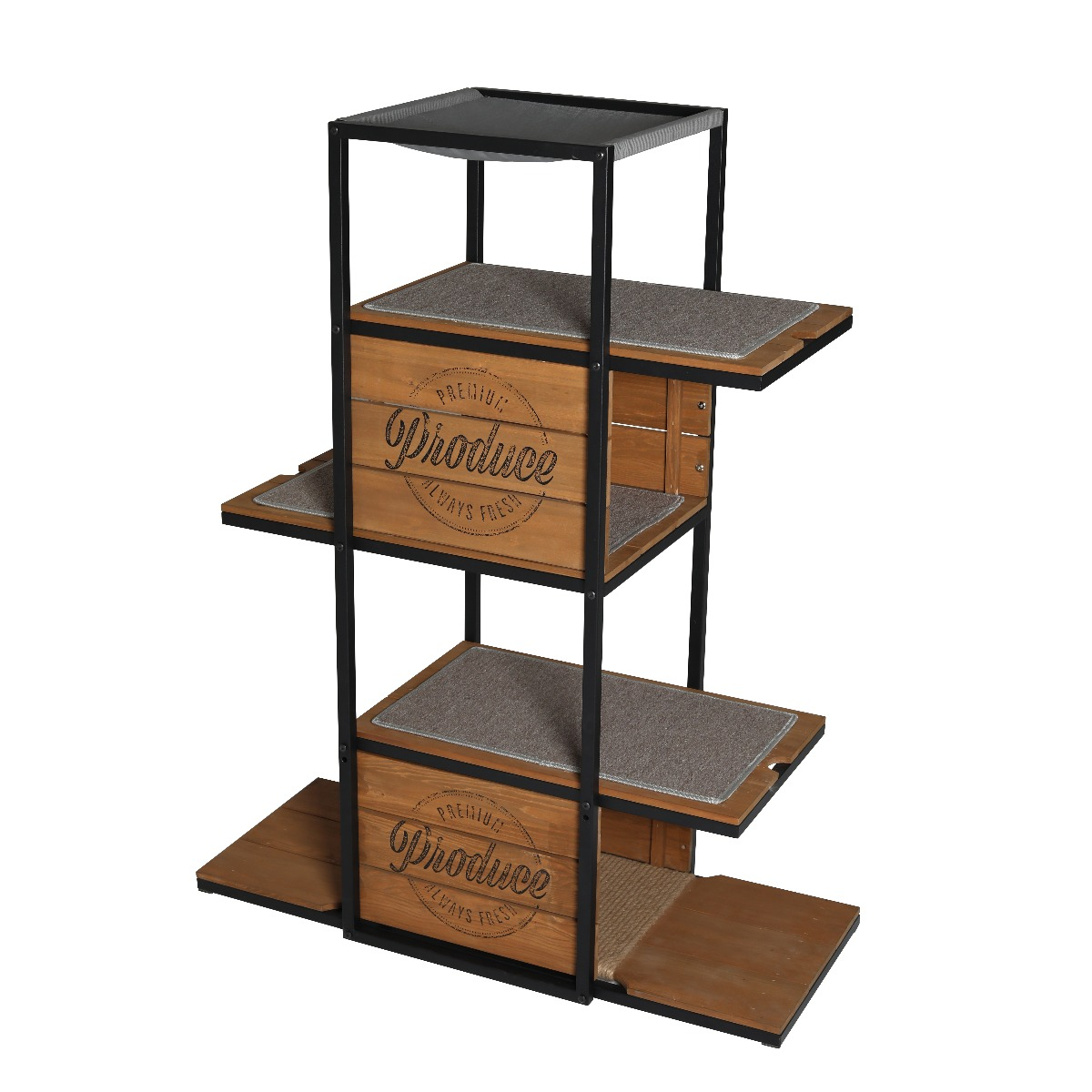 Country Crate Cat Tree - Zoovilla TOY0133710000