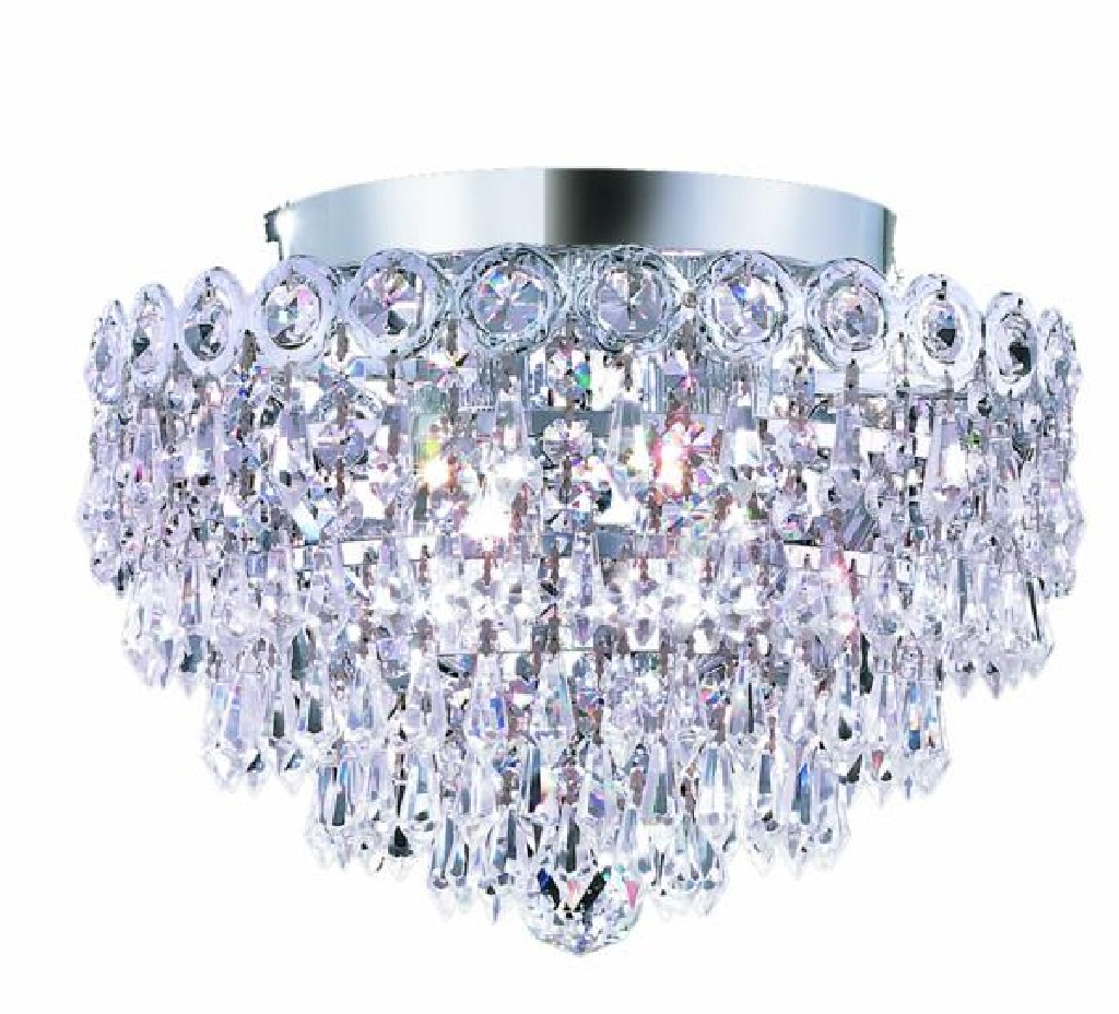 Century | Elegant | Crystal | Chrome | Flush | Clear | Mount | Royal | Light | Cut