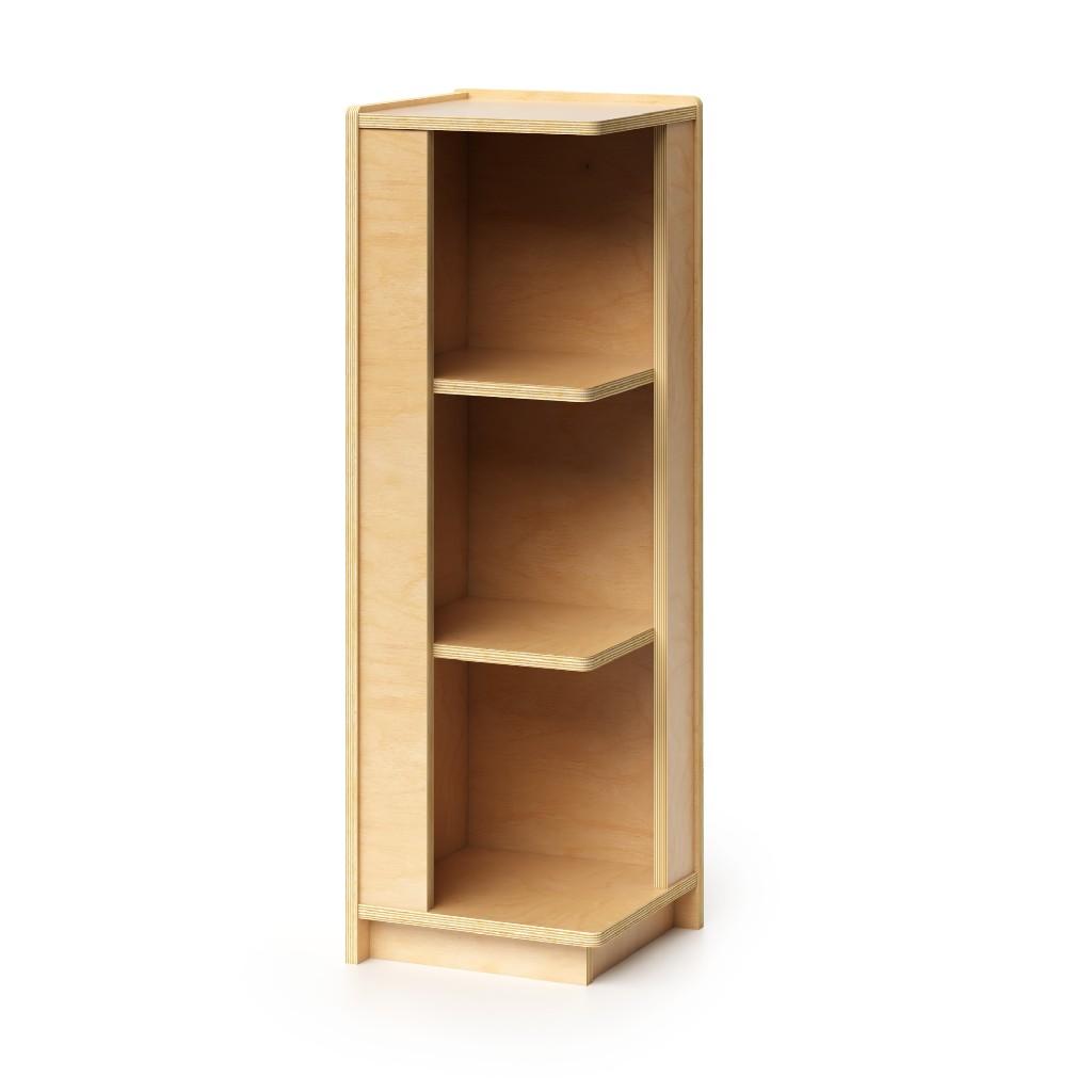 "36"" Storage Corner Cabinet - Whitney Brothers WB1798"