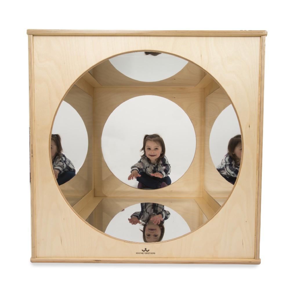 Kaleidoscope Play House Cube - Whitney Brothers WB1846