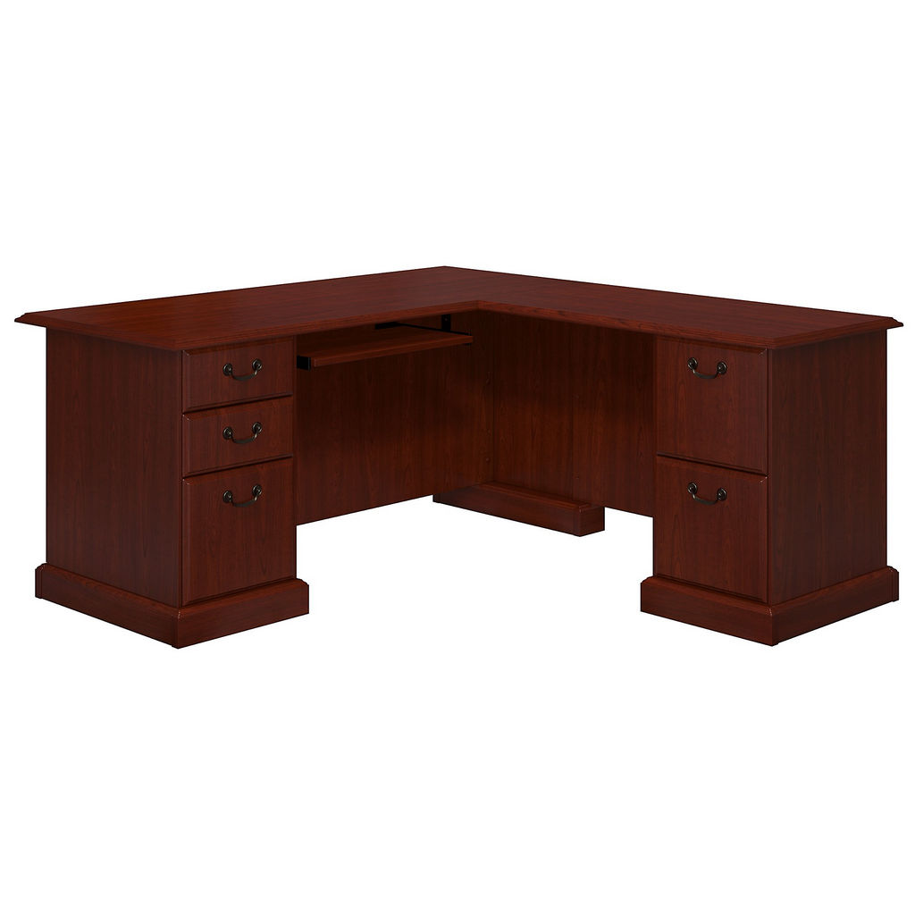 Bush Office Wc Bennington Desk