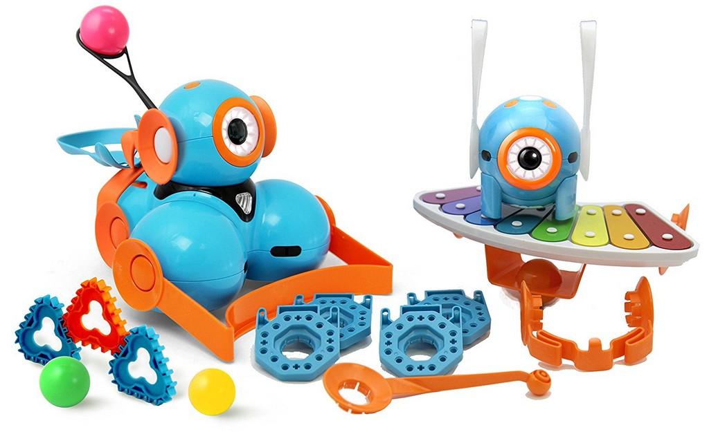 Wonder Workshop Dash & Dot Robot Wonder Pack - WD1-WB04-01